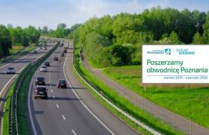 Wąskie gardło na A2 - zaczyna się poszerzanie obwodnicy Poznania