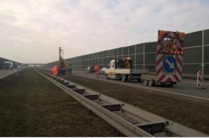 GDDKIA przygotowuje się do rozbudowy A2 Łódź - Warszawa. Są ograniczenia w ruchu
