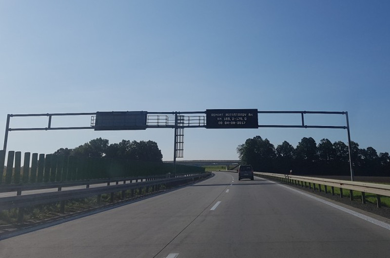 Wraca remont na autostradzie A4 pod Wrocławiem. Będą utrudnienia w ruchu