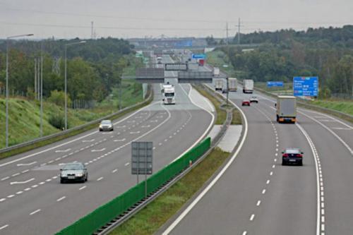 Rozbudowa autostrady A2 Łódź - Warszawa