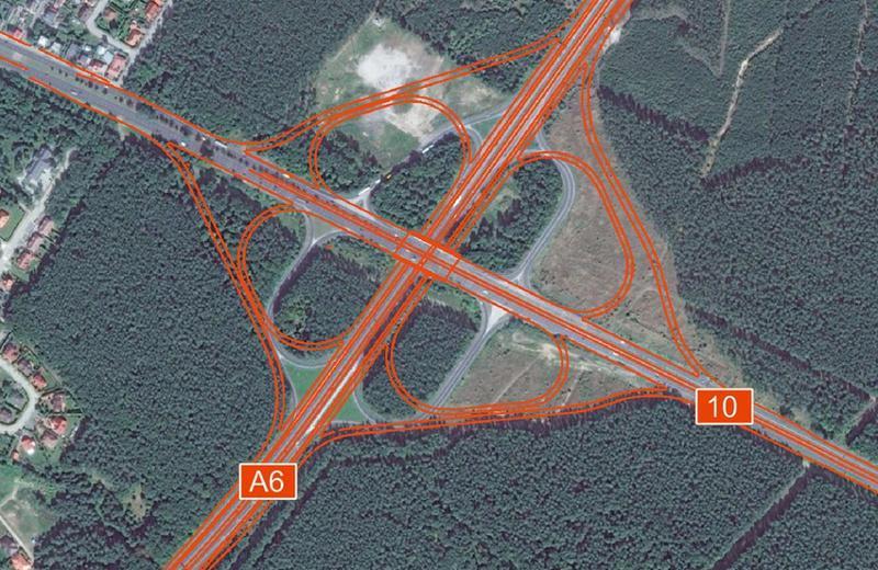 Rozbudowa węzła Szczecin Kijewo w ciągu autostrady A6