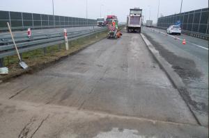 Do piątku prace i utrudnienia na autostradzie A4 Bochnia - Targowisko