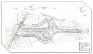Przetarg na budowę węzła na autostradzie A4 unieważniony