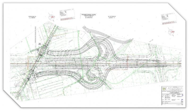 Węzeł Niepołomice w ciągu autostrady A4