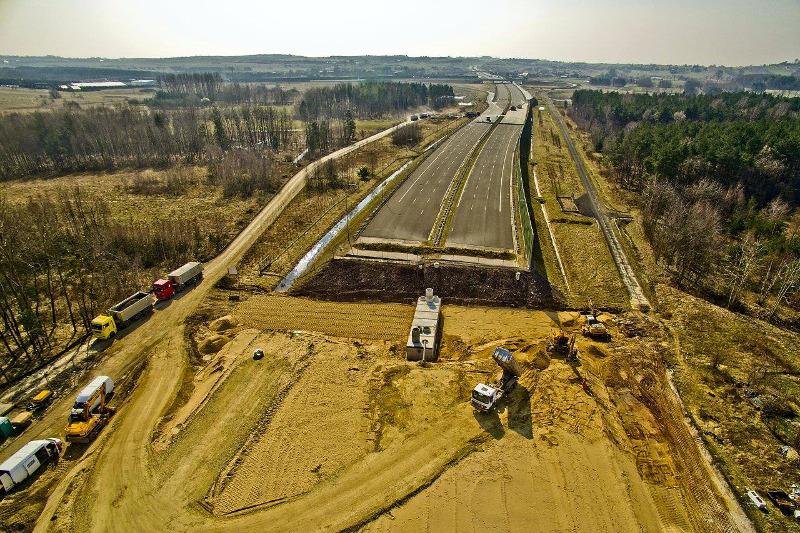 Ostatnie odcinki autostrady A1 w przetargu. Ich budowa potrwa do 2021 r.