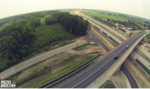W piątek otwarcie autostrady A1 – obwodnicy Łodzi!