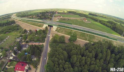 Hałas z autostrady A1 Stryków – Tuszyn przeszkadza mieszkańcom