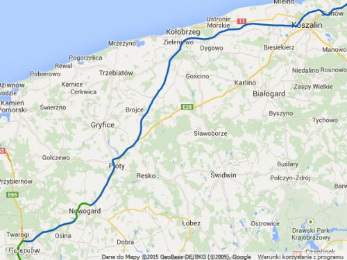 Gigantyczny przetarg. Ruszyły przetargi na budowę drogi ekspresowej S6 w Zachodniopomorskiem, od Goleniowa do Koszalina.