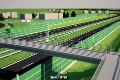 Budowa drogi ekspresowej S17 z Warszawy na Lubelszczyznę nabiera tempa...!