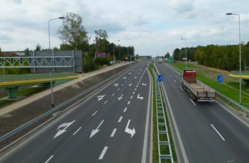 Cała droga ekspresowa S8 na Podlasiu gotowa