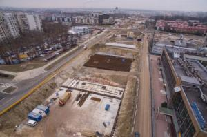 Budowa S2 Południowej Obwodnicy Warszawy - zdjęcia i postęp prac