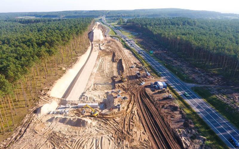 Budowa drogi ekspresowej S5 w woj. kujawsko-pomorskim
