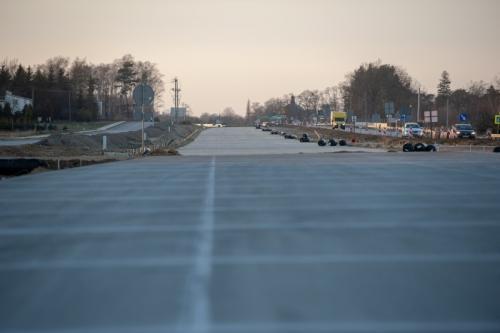 Cała droga S8 Radziejowice – Paszków z betonową nawierzchnią