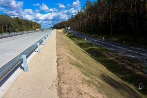 S61 w realizacji. Trasą Via Baltica pojedziemy w 2021 r.
