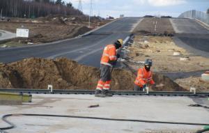 Dolnośląskie: Olbrzymie opóźnienie na budowie S3 Lubin - Polkowice