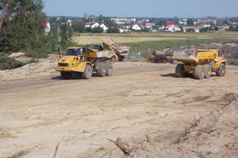 Budowa drogi ekspresowej S5 w woj. kujawsko - pomorskim