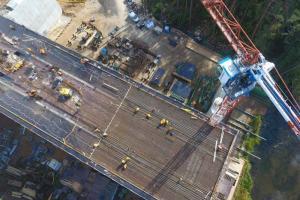 Raport z postępu prac na budowie drogi S5 w kujawsko-pomorskim
