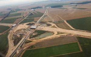 Objazd DW431 w związku z budową drogi ekspresowej S5 pod Poznaniem