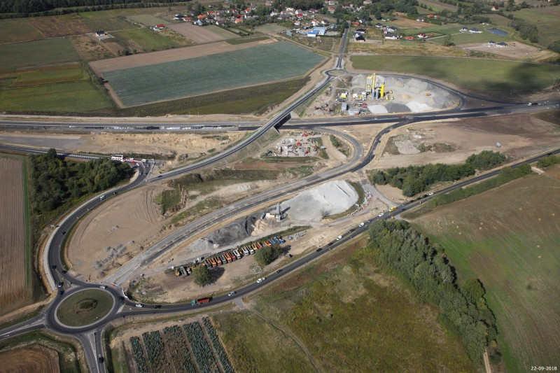 Budowa S6: Zmieni się dojazd do lotniska Szczecin – Goleniów