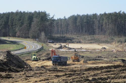 Rozkręca się budowa drogi ekspresowej S6 w zachodniopomorskim