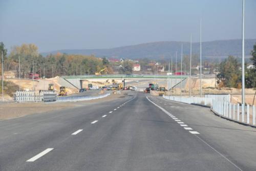 Kilometrowy odcinek połączył obwodnicę Kielc z drogą ekspresową S7