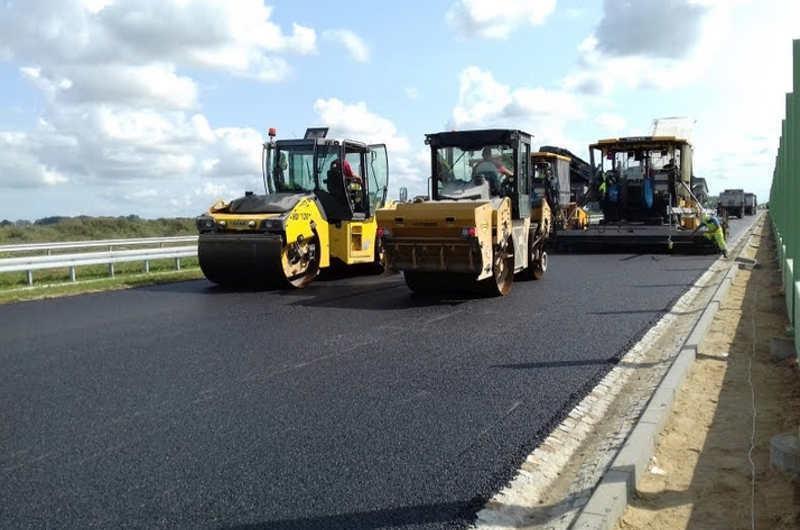 Budowa drogi ekspresowej S7 Gdańsk - Elbląg na finiszu
