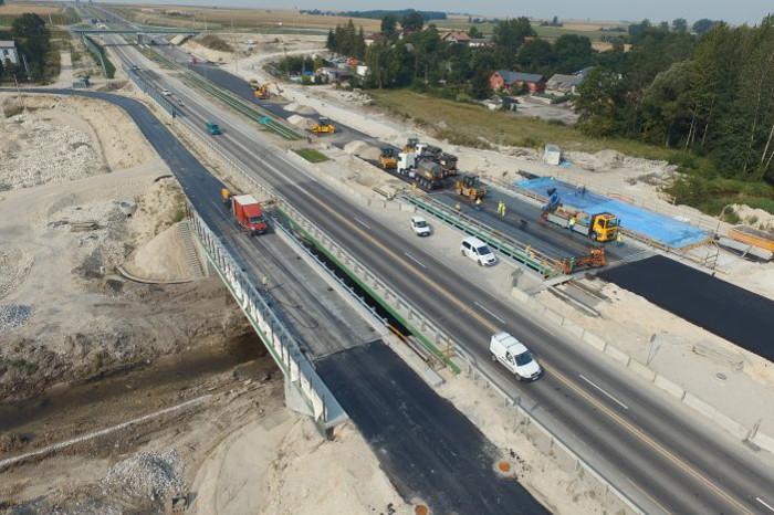 Budowa drogi ekspresowej S7 w woj. świetokrzyskim