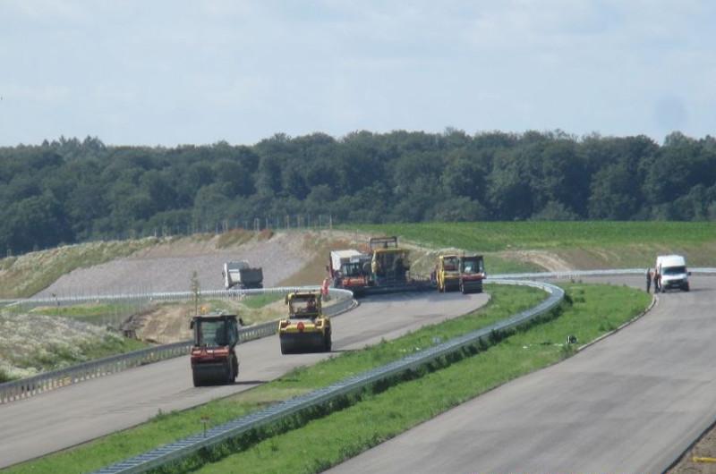 W sierpniu dostaniemy odcinek S7 Ostróda Południe – Rychnowo