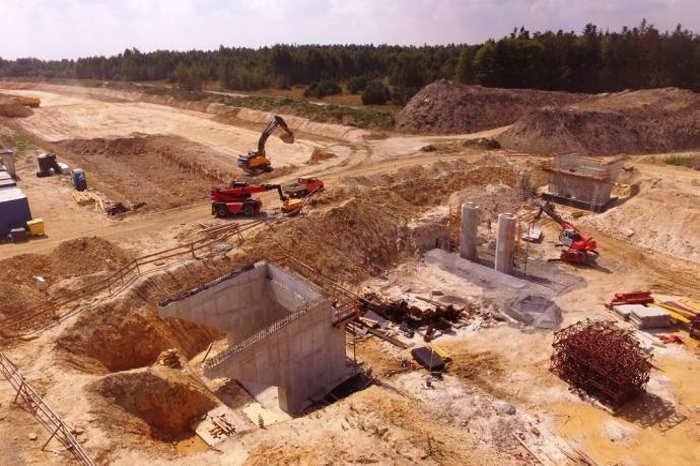Budowa drogi ekspresowej S7 Skarżysko-Kamienna - granica województw