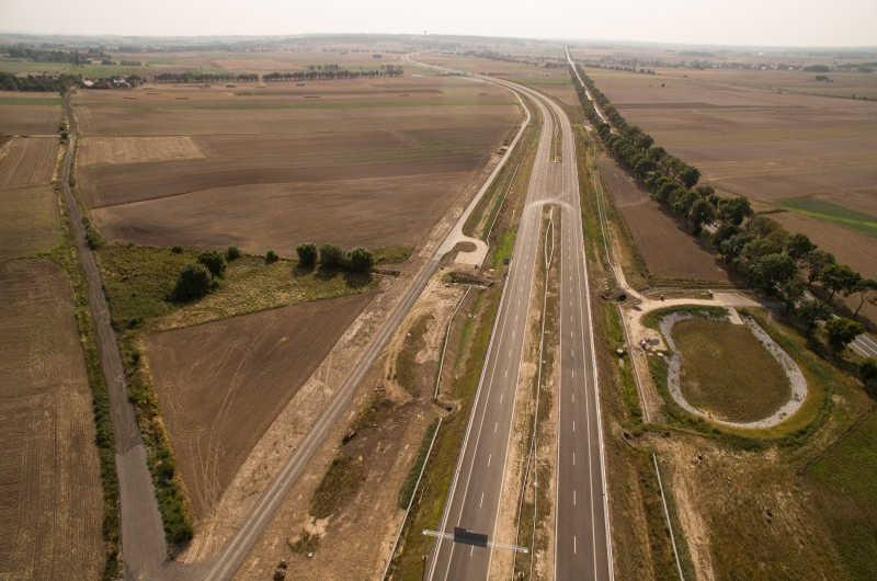 Nowa droga ekspresowa S3 Nowa Sól - Polkowice
