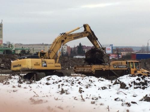 Budowa S7 granica woj.  - Skarżysko-Kamienna na wiosnę ruszy pełną parą