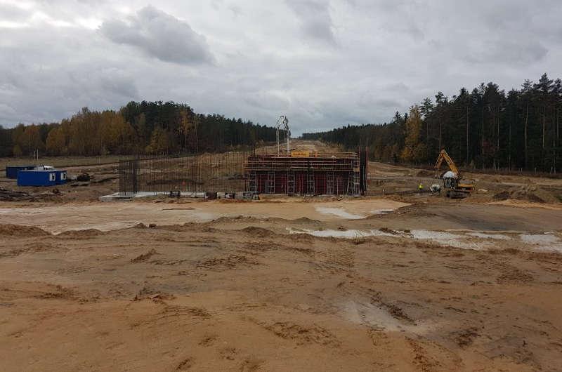 Budowa drogi ekspresowej S7 Skarżysko - Kamienna - granica województwa
