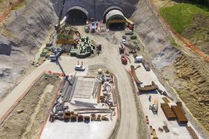 GDDKIA: Drążenie tunelu na Zakopiance zgodnie z harmonogramem