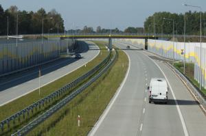 Via Baltica S61: Obwodnica Łomży w realizacji