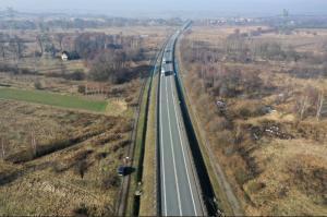 Pierwsze prace na budowie S1 Pyrzowice - Podwarpie