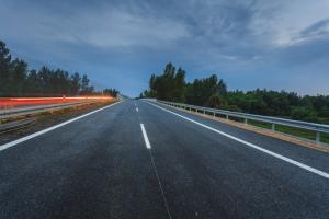 Otwarcie jezdni na estakadzie w Sosnowcu w ciągu drogi S1
