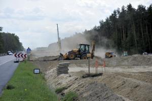 Lubelskie: Budowa S17 odsłania historię