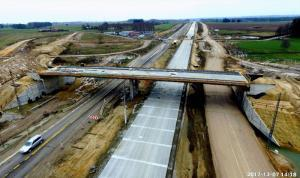 Lubelskie: 150 km dróg ekspresowych S17 i S19 w realizacji