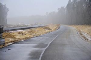 Połączenie S17 z mostem na Wiśle w Puławach wychodzi z ziemi