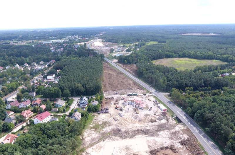 Budowa drogi ekspresowej S17 z warszawy do Lublina zakończy się pod koniec 2019 roku