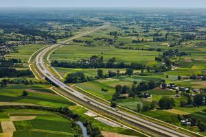 34 miesiące na projektuj i buduj dla odcinka S19 na trasie Rzeszów - Lublin
