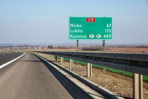 Wkrótce budowa kluczowej trasy Via Carpatia na wschodzie. Znamy oferty na S19 Lublin – Kraśnik