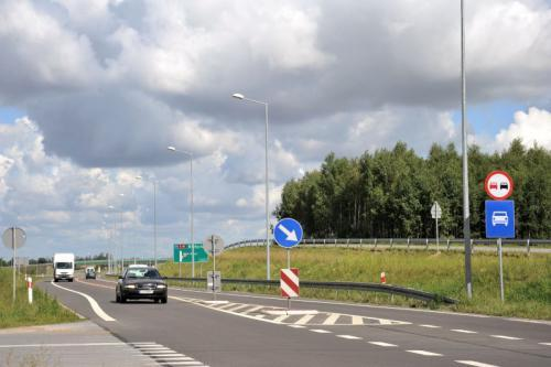 Kolejny etap prac nad budową S19 na północ od Lubartowa