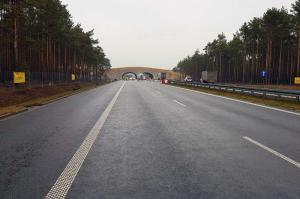 Finisz budowy drogi ekspresowej S3 w lubuskim. Do pełni szczęścia brakuje tylko mostu