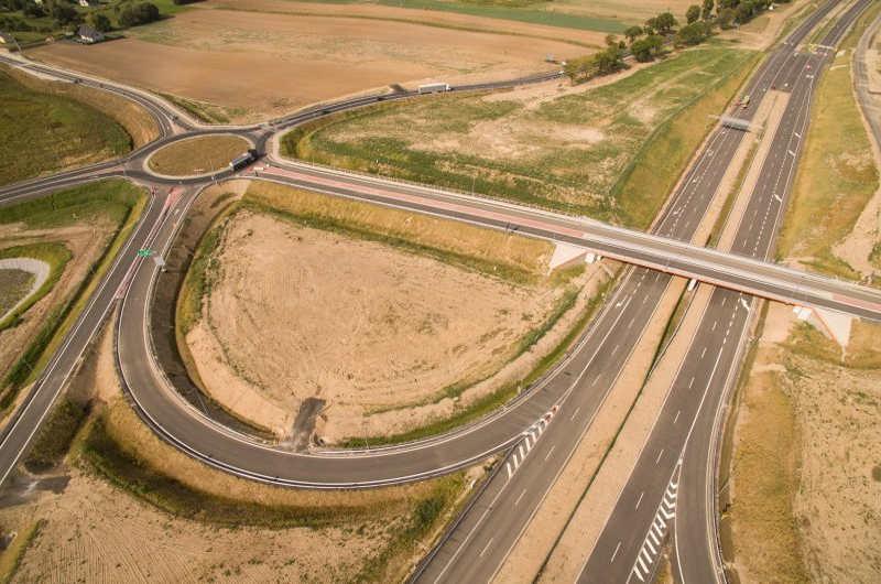 Lada dzień otwarcie drogi S3 Nowa Sól – Polkowice