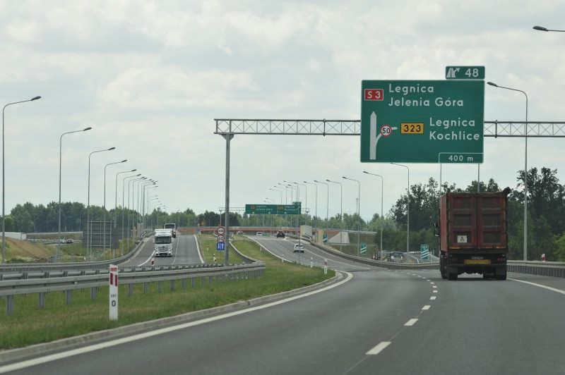 Pod koniec 2018 r. pojedziemy ekspresowo ze Szczecina do bolkowa na Dolnym Sląsku