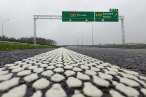 Pierwszy odcinek drogi ekspresowej S5 Korzeńsko - Wrocław gotowy!