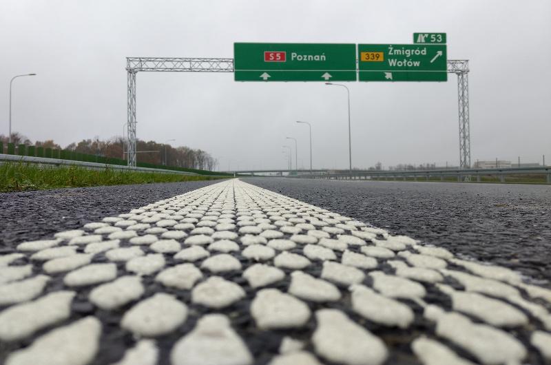 Dolnosląskie: Nowe 19 km ekspresowej drogi S5 otwarte!