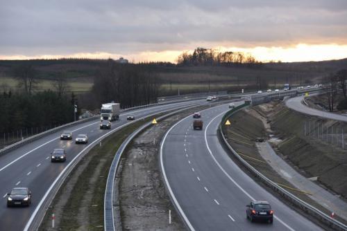 Rok 2017 na drogach Warmii i Mazur - oddano 75 km za 2,9 mld zł