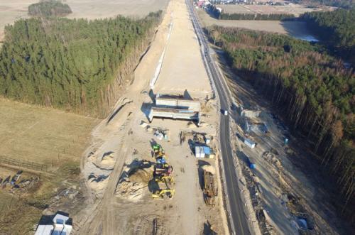 Cała droga ekspresowa S6 Goleniów – Koszalin w budowie!